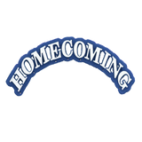 "Arched Homecoming Charm 1.25"" x 4.5"""