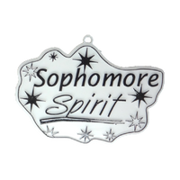Sophomore Spirit Charms