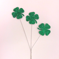 Shamrock Glitter Spray - 1 Per Pkg.