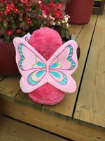 Baby Cubbies - Butterfly Pink with Name