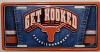Texas Longhorns Get Hooked Sign