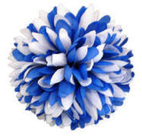 "6.5"" 15 Layer Silk Mum Two Color"