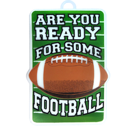 Are You Ready For Some Football – 3.5″ – 1 pc. pkg
