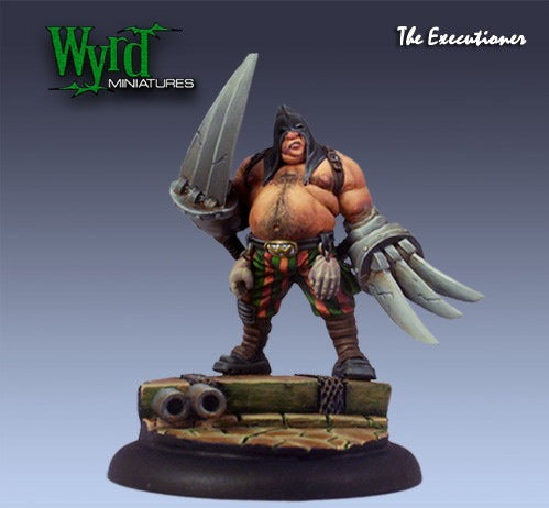 Malifaux Classics: The Executioner - Wyrd Miniatures - Online Store