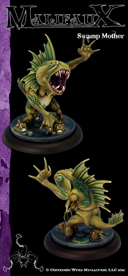 Malifaux Classics: Spawn Mother - Wyrd Miniatures - Online Store