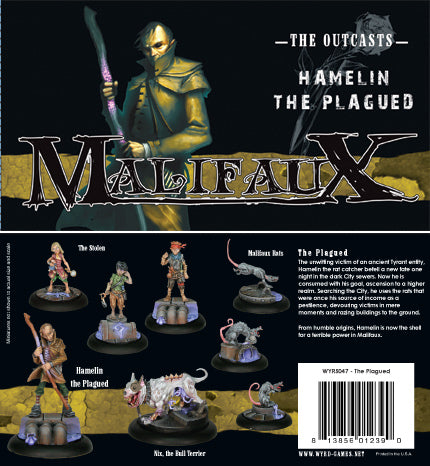 Malifaux Classics: Hamelin Box Set - The Plagued - Wyrd Miniatures - Online Store