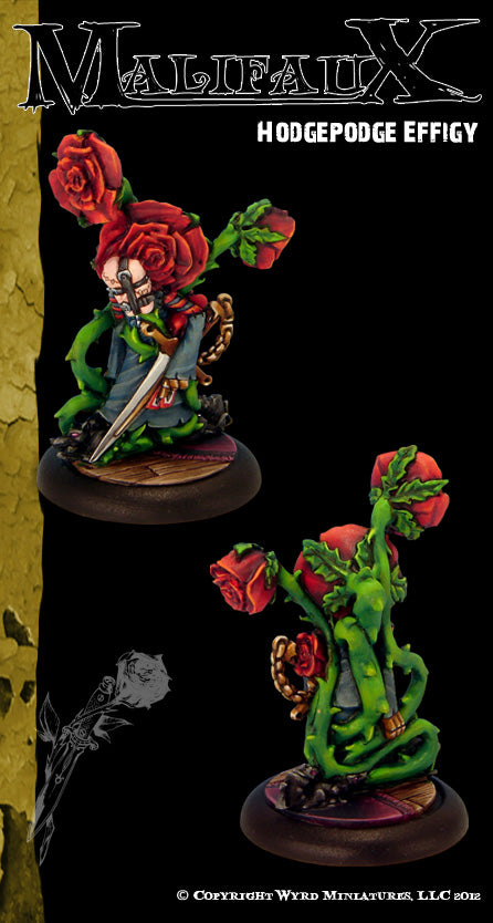 Malifaux Classics: Hodgepodge Effigy - Wyrd Miniatures - Online Store