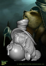 Limited Edition - Tanuki - Wyrd Miniatures - Online Store