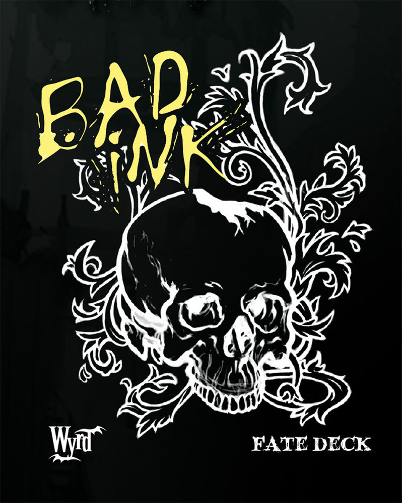 Bad Ink Fate Deck - Wyrd Miniatures - Online Store