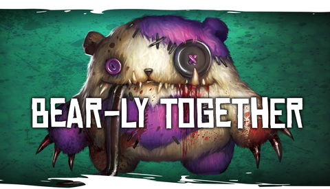 Bear-ly Together