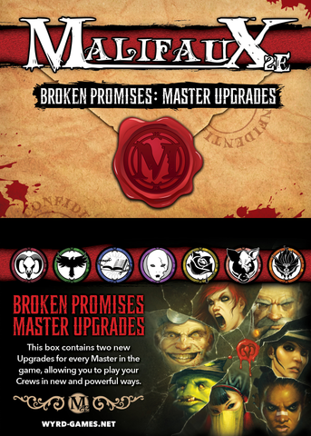 Broken Promises: Master Upgrades Deck