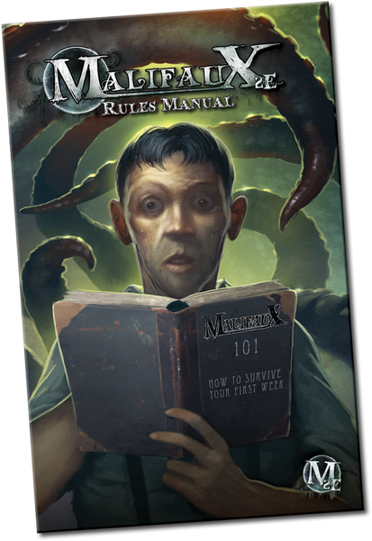 Malifaux - 2nd Edition Rules Manual - Wyrd Miniatures - Online Store