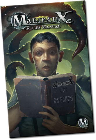 Malifaux - 2nd Edition Rules Manual