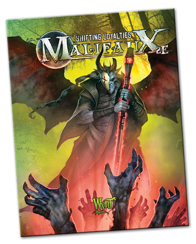 Shifting Loyalties - Wyrd Miniatures - Online Store