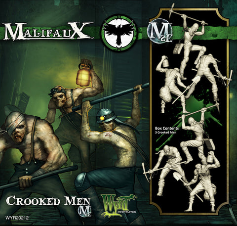 Crooked Men (3 Pack)