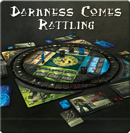 Darkness Comes Rattling - Wyrd Miniatures - Online Store