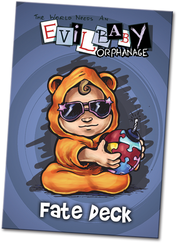Evil Baby Orphanage - Fate Deck