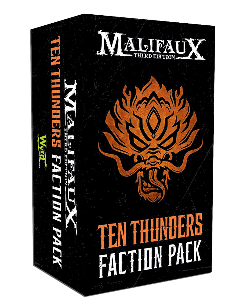Ten Thunder Faction Pack - Wyrd Miniatures - Online Store