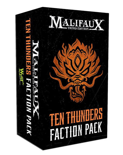 Ten Thunder Faction Pack