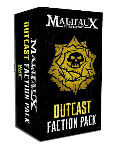 Outcast Faction Pack - Wyrd Miniatures - Online Store