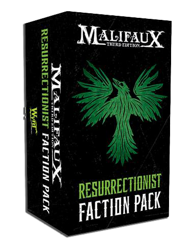 Resurrectionist Faction Pack