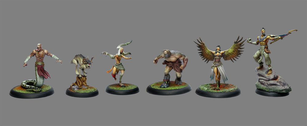 Load image into Gallery viewer, Marcus Core Box - Wyrd Miniatures - Online Store