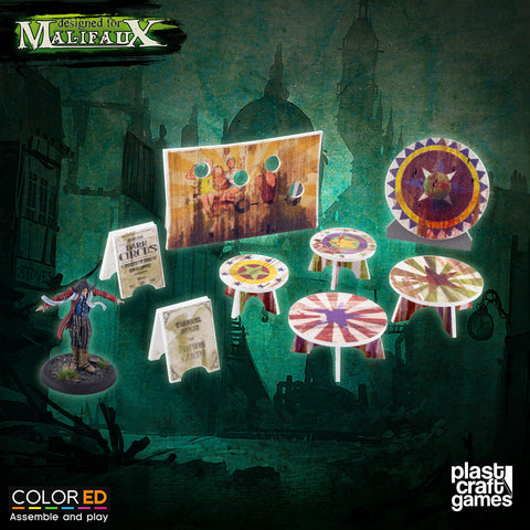 Circus Prop Set  [COLOR ED]