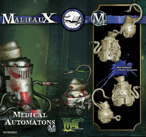 Medical Automatons (2 Pack)
