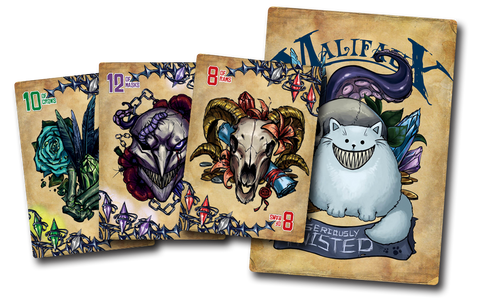 Seriously Twisted Fate Deck - Wyrd Miniatures - Online Store
