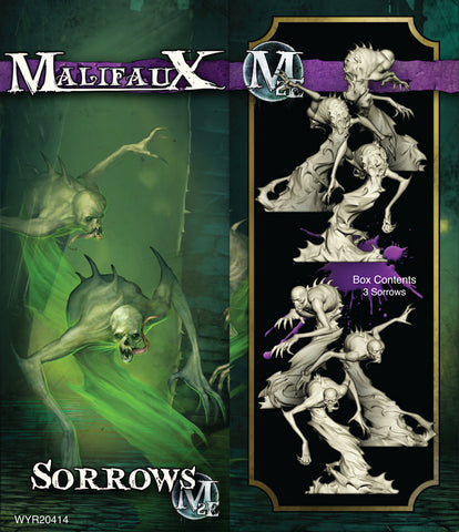 Sorrows (3 pack)