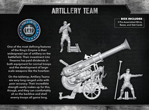 Load image into Gallery viewer, Artillery Team - Wyrd Miniatures - Online Store