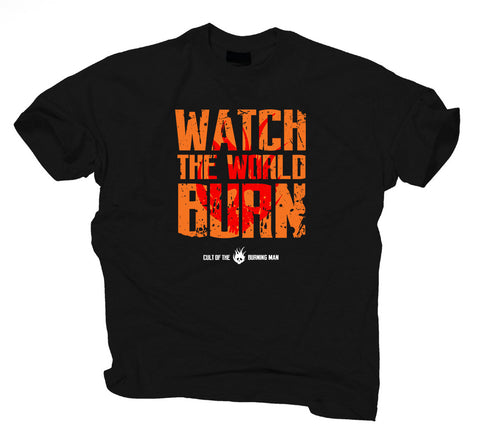TOS Cult of the Burning Man T-Shirt - Wyrd Miniatures - Online Store