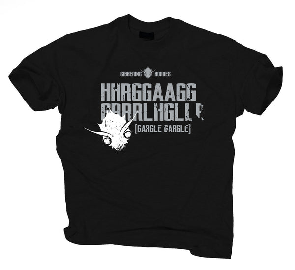 TOS Gibbering Hordes T-Shirt - Wyrd Miniatures - Online Store