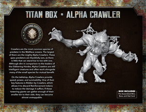 Load image into Gallery viewer, Alpha Crawler - Wyrd Miniatures - Online Store