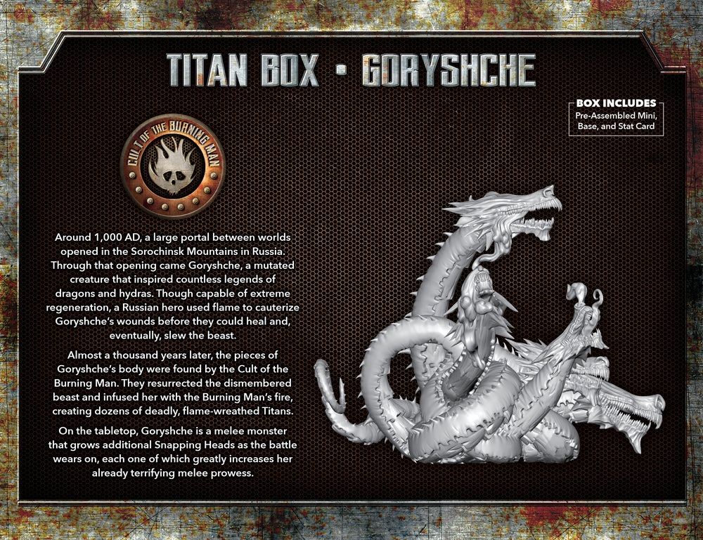 Load image into Gallery viewer, Gorysche - Wyrd Miniatures - Online Store