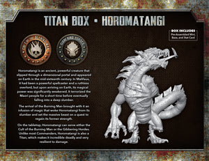 Load image into Gallery viewer, Horomatangi - Wyrd Miniatures - Online Store