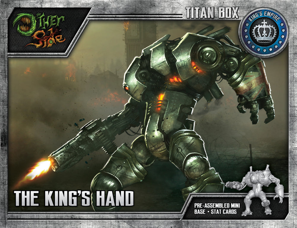 King's Hand - Wyrd Miniatures - Online Store