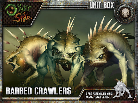 Barbed Crawlers