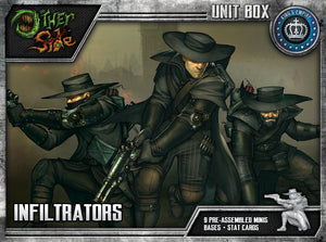 Load image into Gallery viewer, Infiltrators - Wyrd Miniatures - Online Store