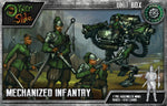 Mechanized Infantry - Wyrd Miniatures - Online Store