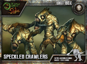 Load image into Gallery viewer, Speckled Crawlers - Wyrd Miniatures - Online Store