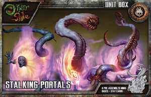 Load image into Gallery viewer, Stalking Portals - Wyrd Miniatures - Online Store
