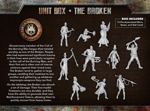 Load image into Gallery viewer, The Broken - Wyrd Miniatures - Online Store