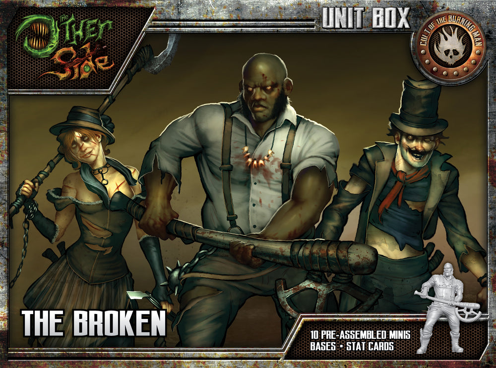 The Broken - Wyrd Miniatures - Online Store
