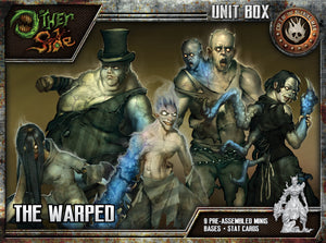 Load image into Gallery viewer, The Warped - Wyrd Miniatures - Online Store
