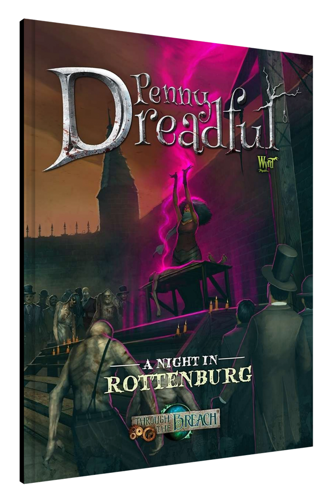 Penny Dreadful: A Night In Rottenburg - Wyrd Miniatures - Online Store