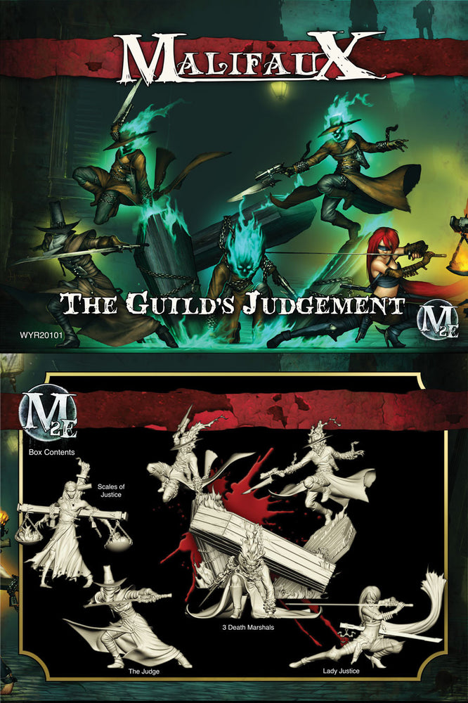 The Guild's Judgement - Lady Justice Box Set - Wyrd Miniatures - Online Store
