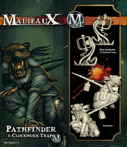 Pathfinder & Clockwork Traps