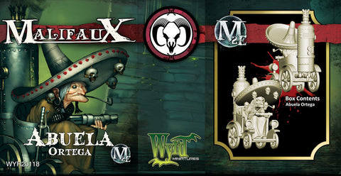 Abuela - Wyrd Miniatures - Online Store