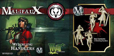 Witchling Handlers - Wyrd Miniatures - Online Store